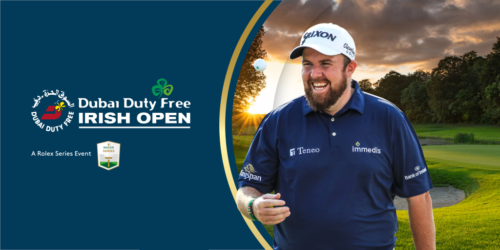 Shane Lowry is the second big name to sign up for the 2020 Irish Open at Mount Juliet after defending champion Shane Lowry
