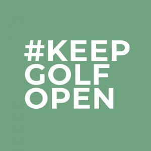 The Golf UK Federation have organised a petition at www.change.org calling on the Government to 'Keep Golf Open'