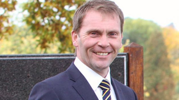 The chief executive of the PGA Robert Maxfield