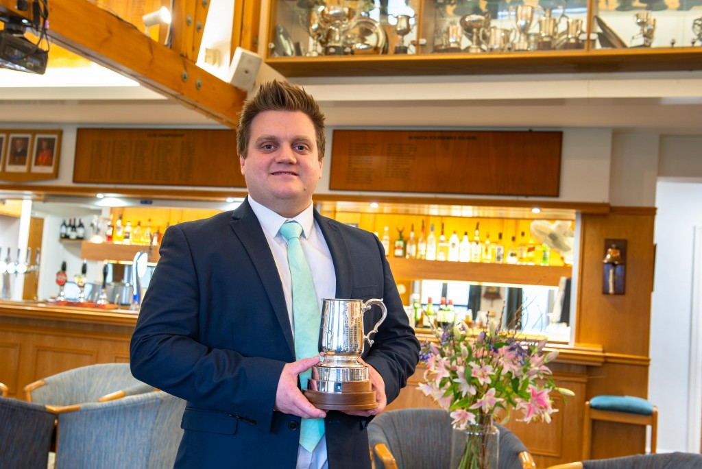 Berkhamsted Golf Club general manager Howard Craft.