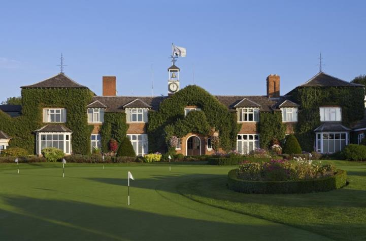 The Belfry, which is the headquarters of The PGA