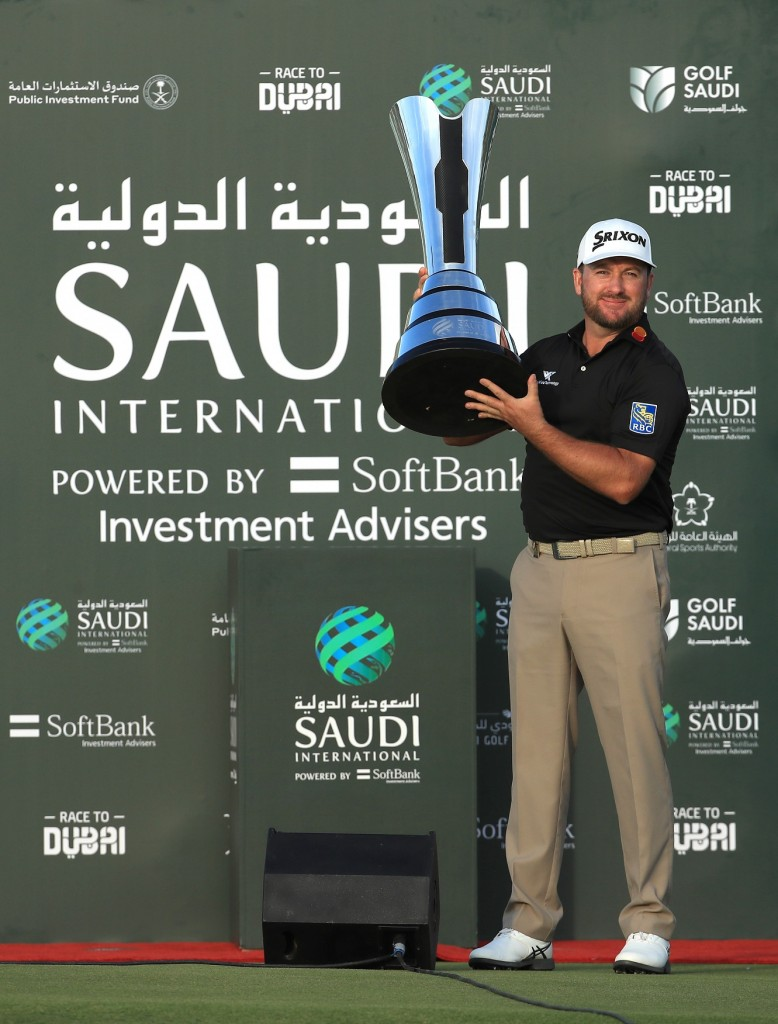 Graeme McDowell, winner of the 2020 Saudi International, will receive an invite to the 2020 Augusta Masters in November as a member of the world's top 50 at the end of March 2020