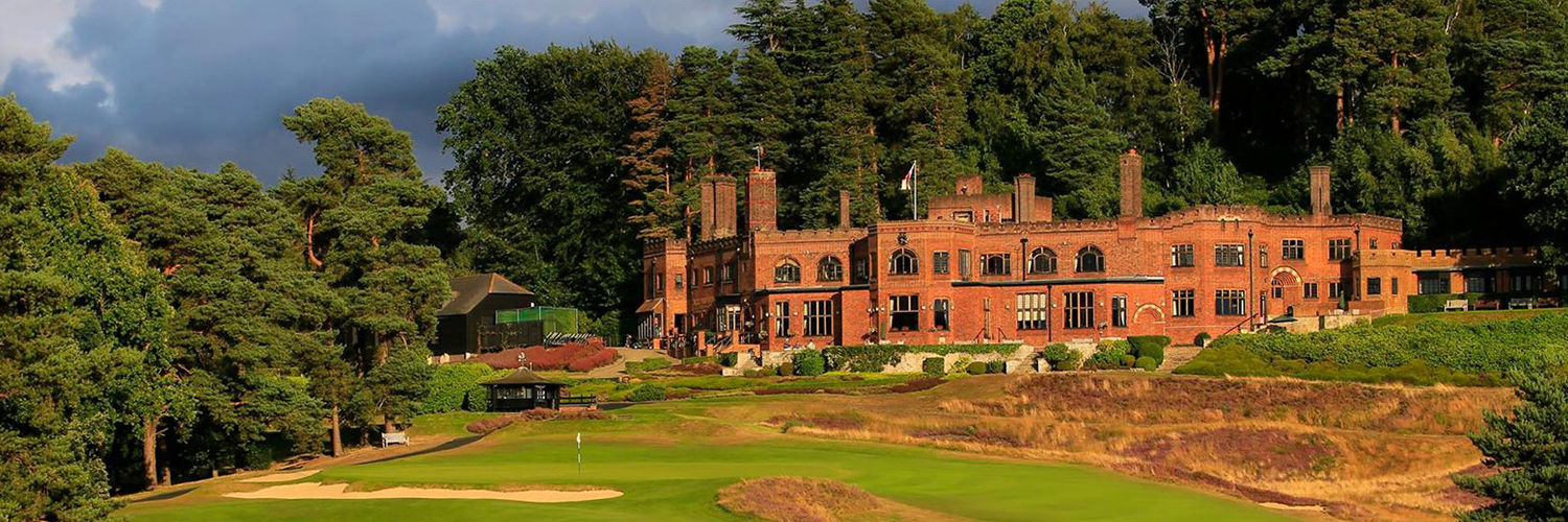 St George's Hill in Weybridge is the venue for the 2020 Carris Trophy