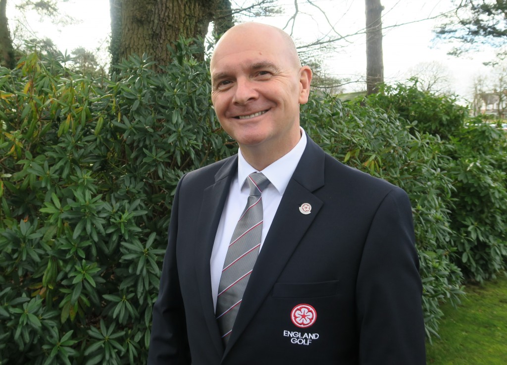 England Golf chief executive Jeremy Tomlinson welcomed golf's return after the COVID-19 lockdown