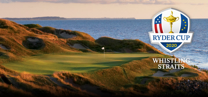 Whistling Straits will host the 2020 Ryder Cup