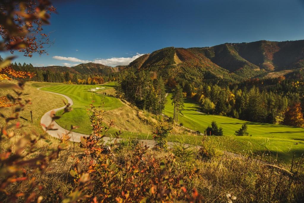 Golf Club Adamstal in Lower Austria