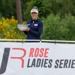 Rose Ladies Series winner Charley Hull