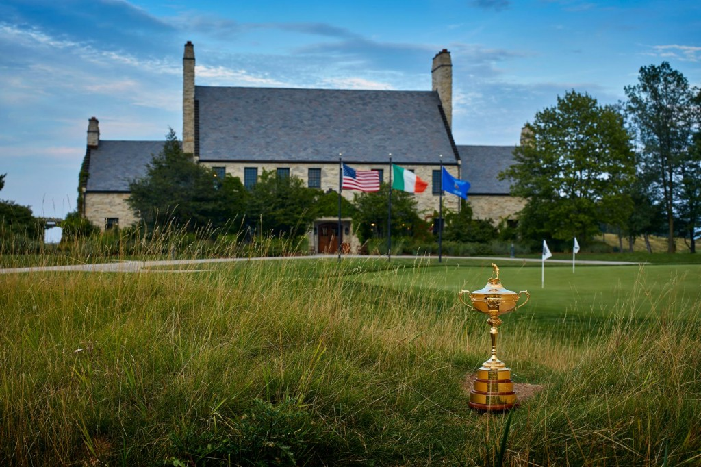 Whistling Straits will now host the Ryder Cup in September 2021