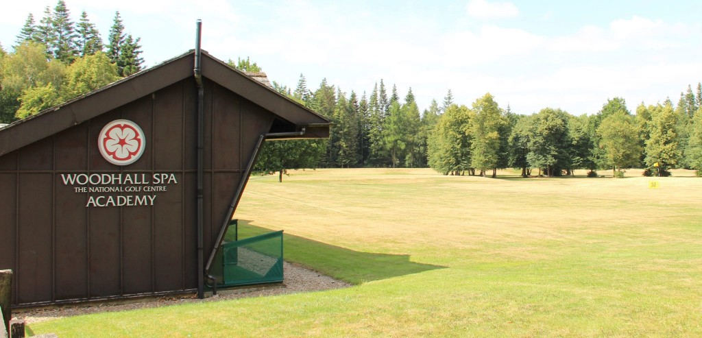 The National Golf Centre at Woodhall Spa which will host the 2020 English Amateur Championships for men and women