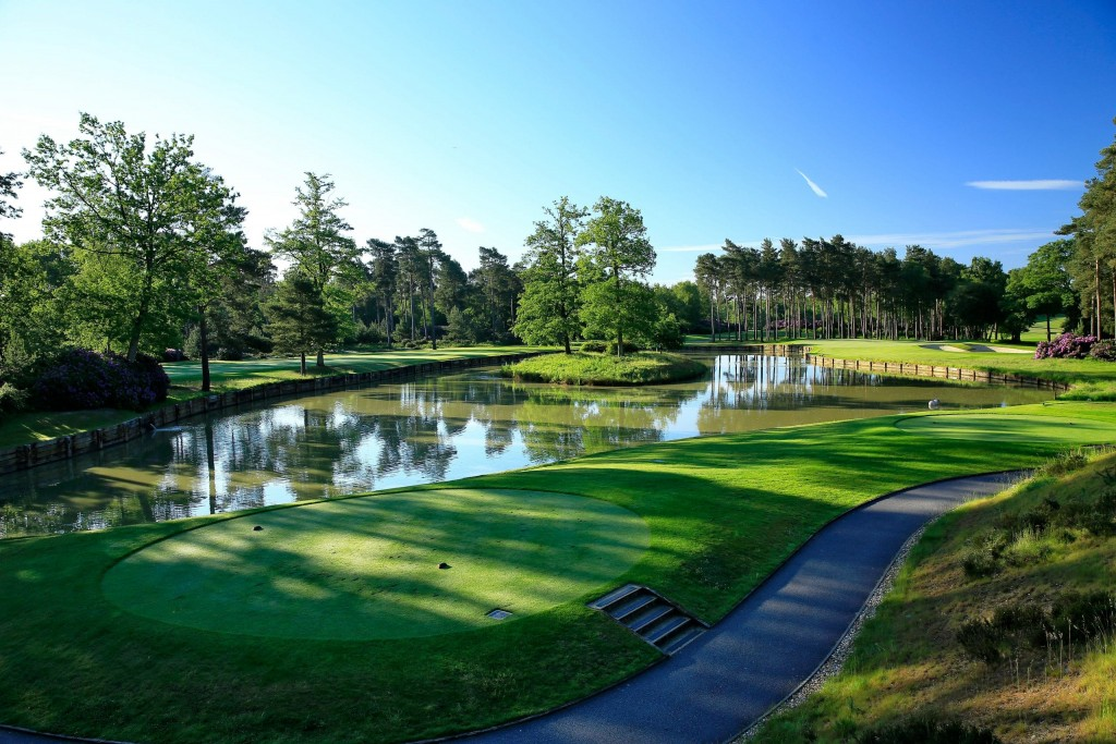 Bearwood Lakes will host the next Rose Ladies Series event, on July 23, 2020