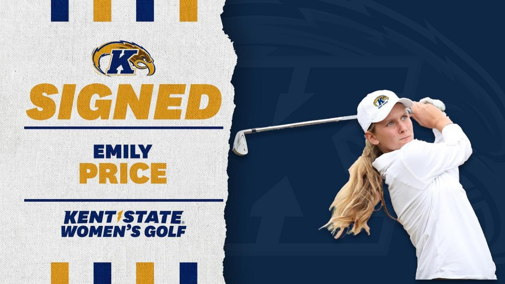 Worecestershire's former England Girls international Emily Price has signed to play for Kent State University in 2020/21 and 21/22