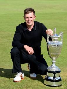 2013 Amateur Champion Garrick Porteous