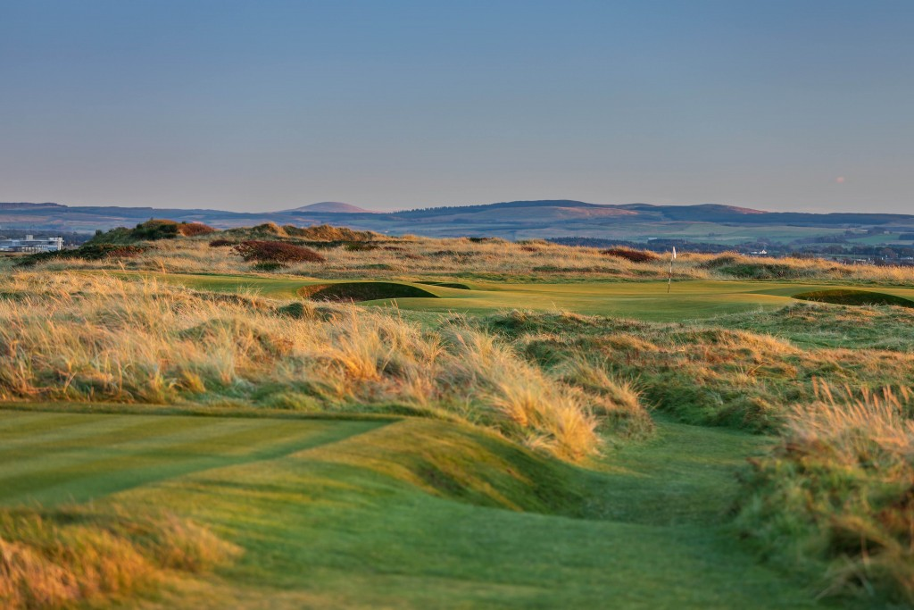 Royal Troon's fifth hole