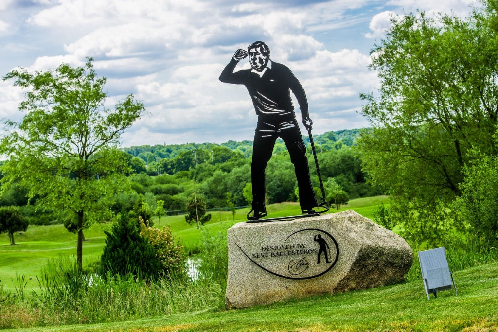 The Shire London is the only Seve Ballesteros designed golf course in the UK