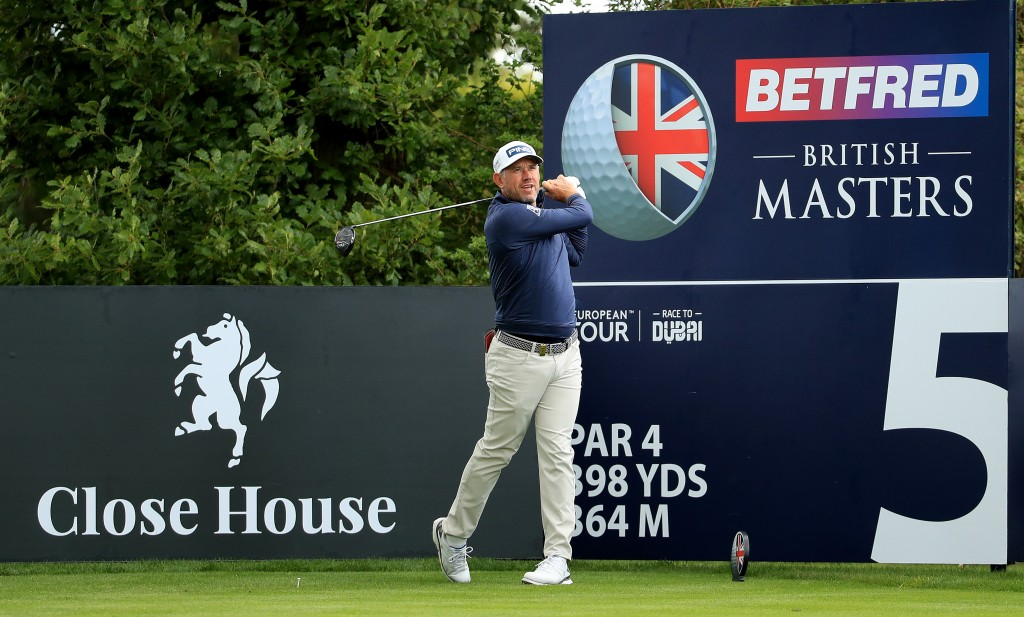 Lee Westwood is the first player to host the British Masters for a a second time at Close House when the 2020 tournament takes place as part of the European Tour's UK Swing