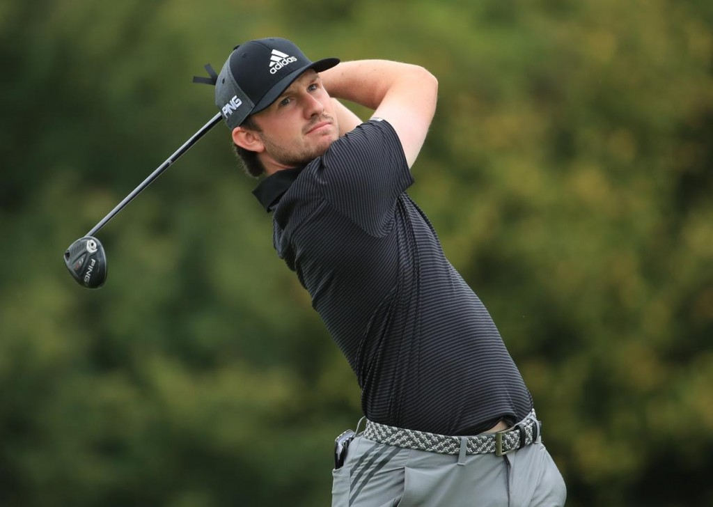 Connor Syme believes he is making progress after finishing third in the 2020 Celtic Classic at Celtic Manor