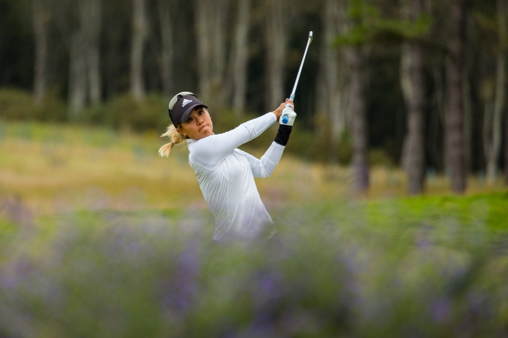 World No. 2 Danielle Kang paid tribute to Dame Laura Davies who is playing in her 40th Women's British Open at Royal Troon