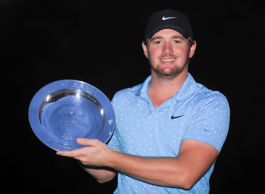 Sam Horsfield's second win on the European Tour in three weeks came in the Celtic Classic at Celtic Manor