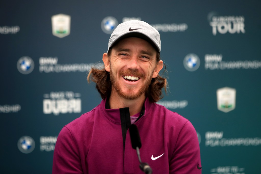 Tommy Fleetwood wants to win a second Race to Dubai and victory in the 2020 BMW PGA Championship would be a big step towards that goal