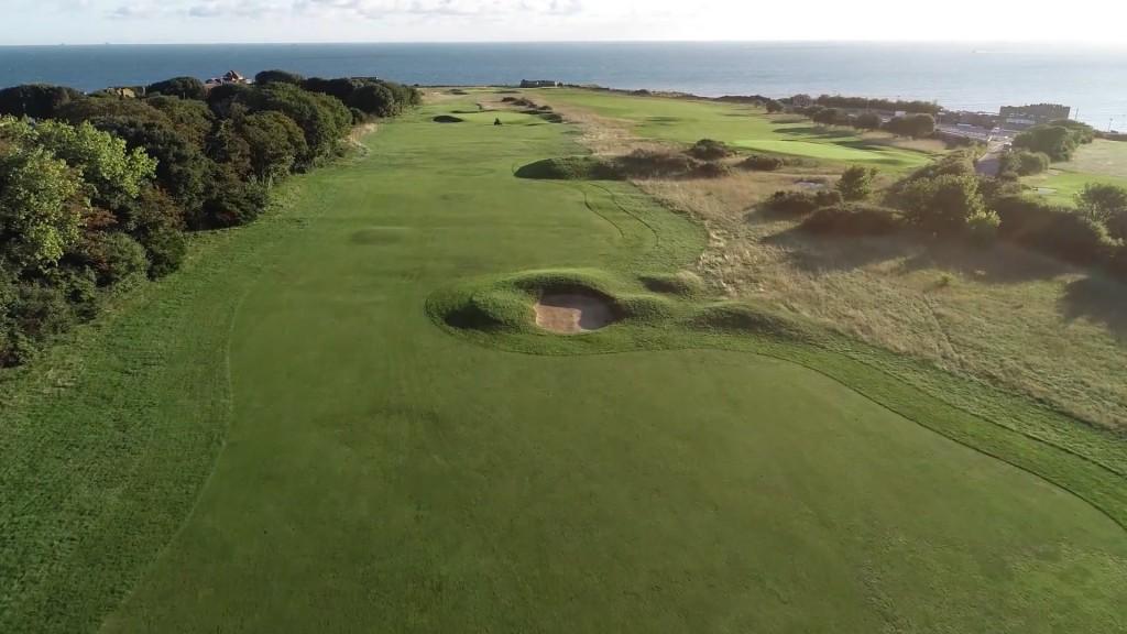 Hole 4 - Main Course