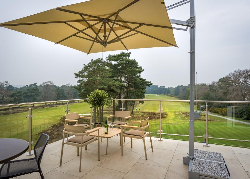 Blackmoor Golf Club Terrace (2)