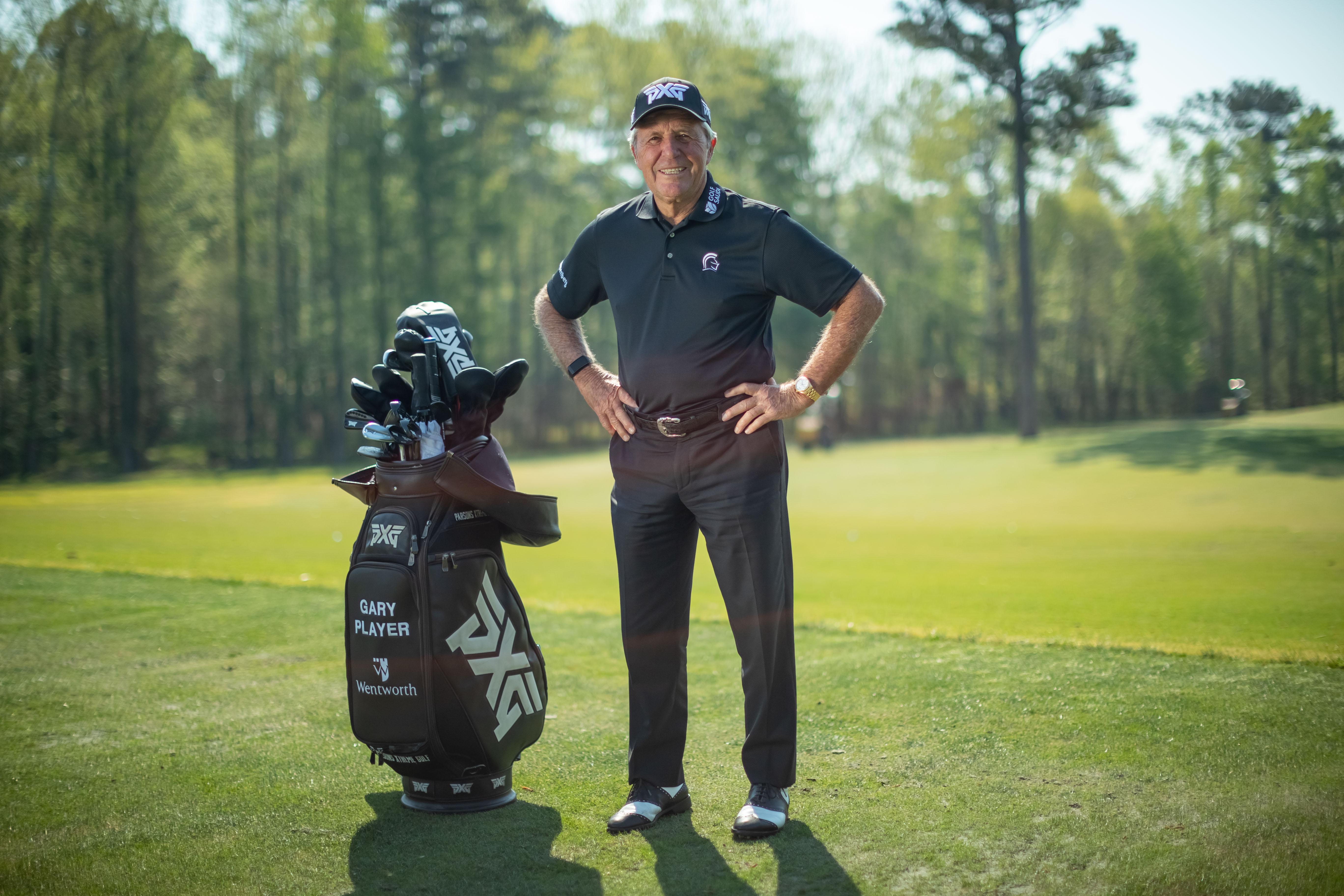 Gary Player Named Golf Saudi Ambassador
