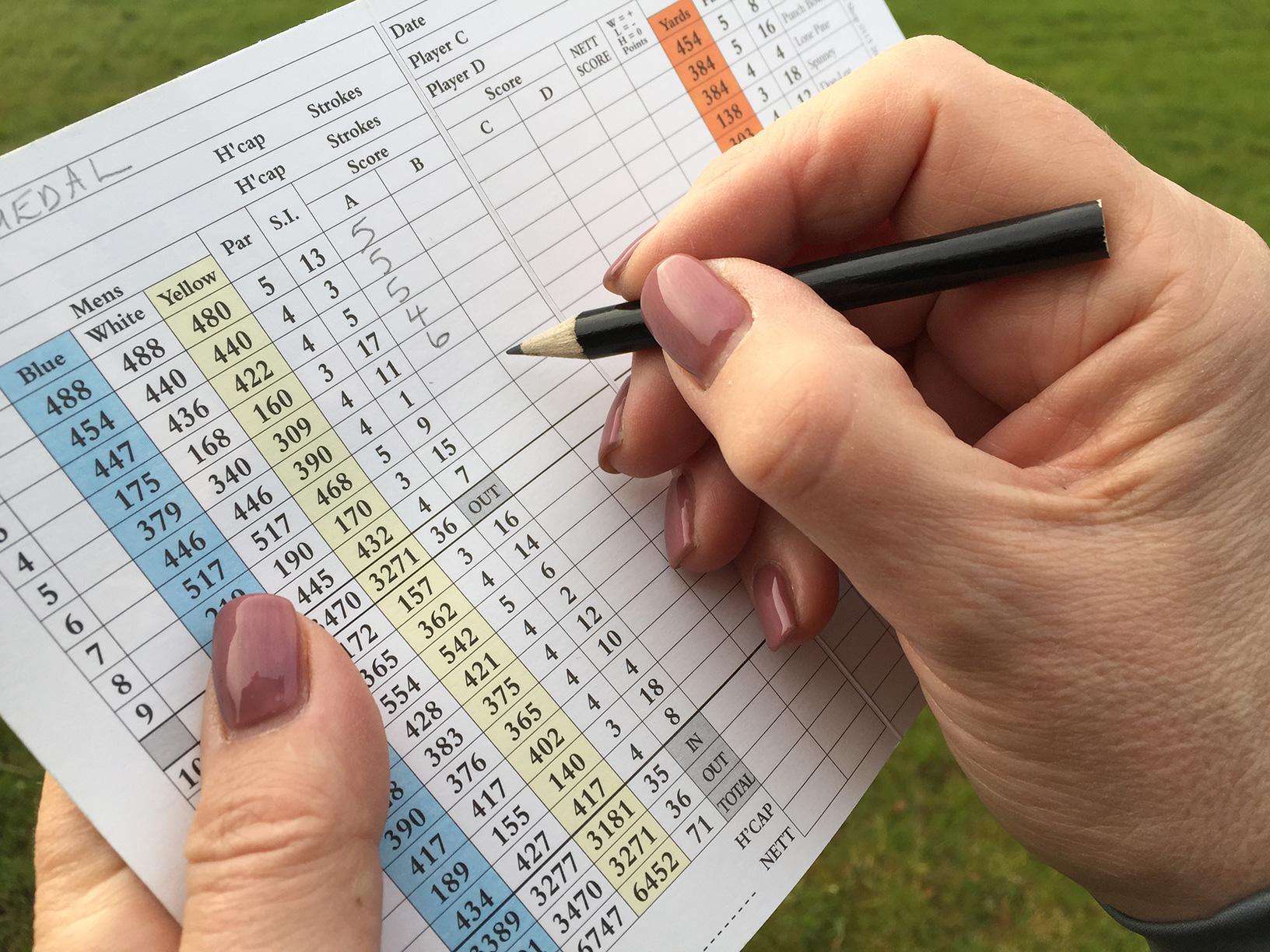 England Golf has helped golfers understand the new World Handicap System